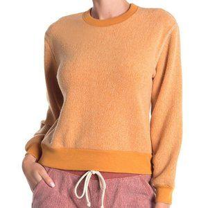 NWOT Alternative Fleece Crew Neck Pullover